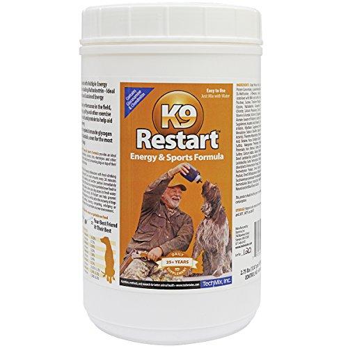 K9 Restart – 2.75lb Jar by K9 TechMix For Sale