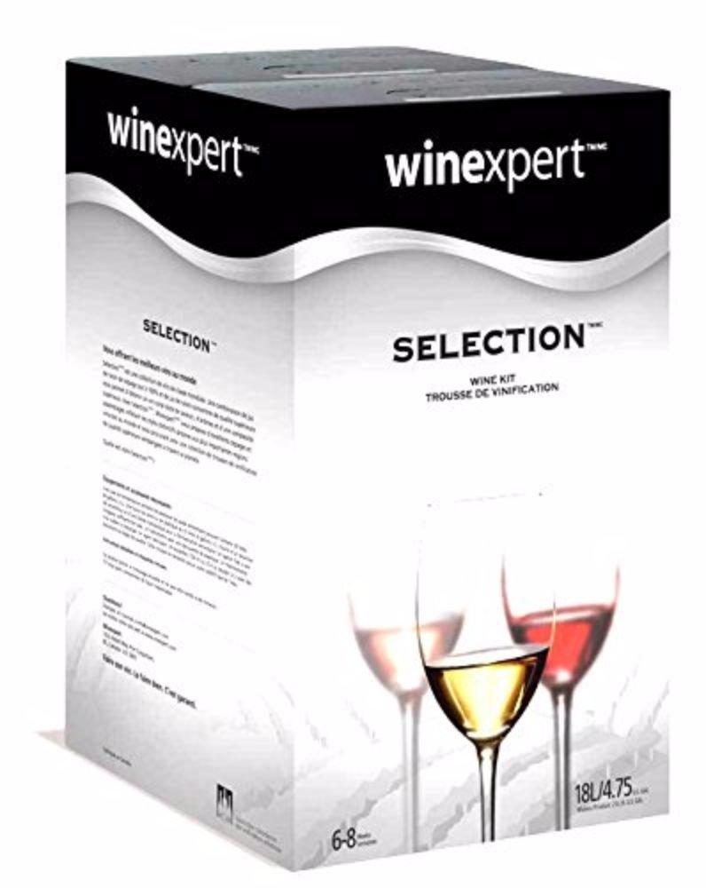 Winexpert Selection International Italian Brunello With Grape Skins Wine Kit