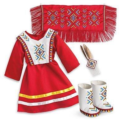 American Girl - Beforever Kaya - Kaya's Modern Fancy Shawl Outfit for Dolls