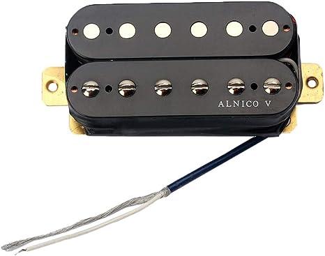 SUPVOX 2 piezas pastillas para guitarra humbucker doble bobina con ...