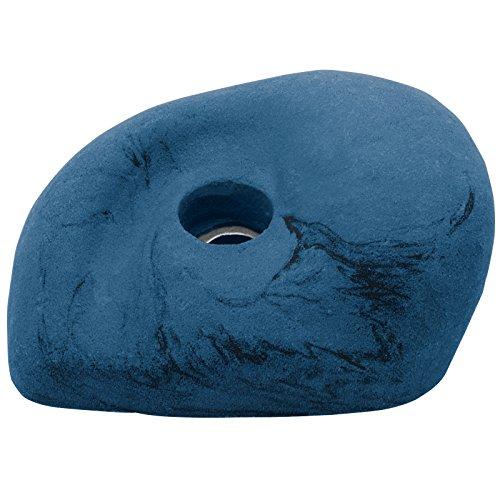 Klettergriff Größe M, Farbe:blau-meliert
