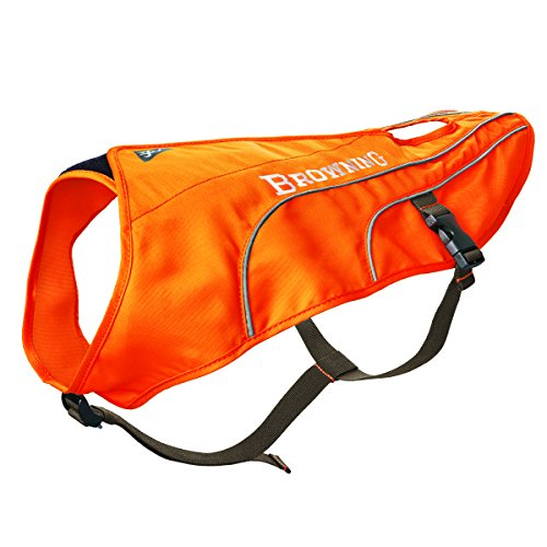 Browning Dog Safety Vest Medium Orange