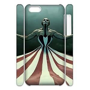 MMZ DIY PHONE CASEGTROCG American Horror Story Phone 3D Case For iphone 5c [Pattern-1]
