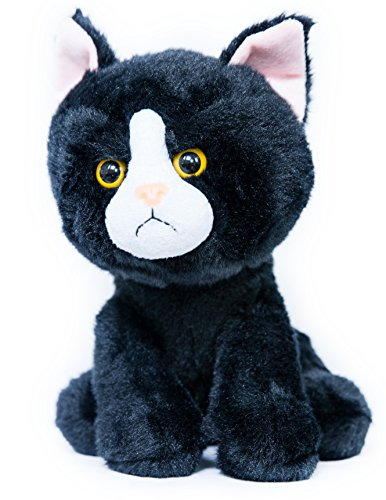 Joey the Black Cat Plush - 9