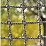 Rope net Decoration net Children Anti Falling Protectivesafety Nets Outdoor Plant Clamping Rope Net for Garden