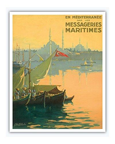 turkey-en-mediterranee-par-les-the-mediterranean-messageries-maritimes-shipping-company-bosphorus-is