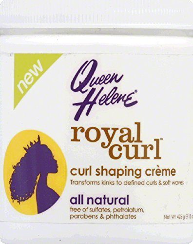 """Queen Helene's """"Royal Curl Shaping Creme"""""""