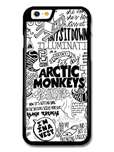 iphone covers Accessories Arctic Monkeys Rock Band Illustration Graffiti Case For Iphone 5 5s Cover