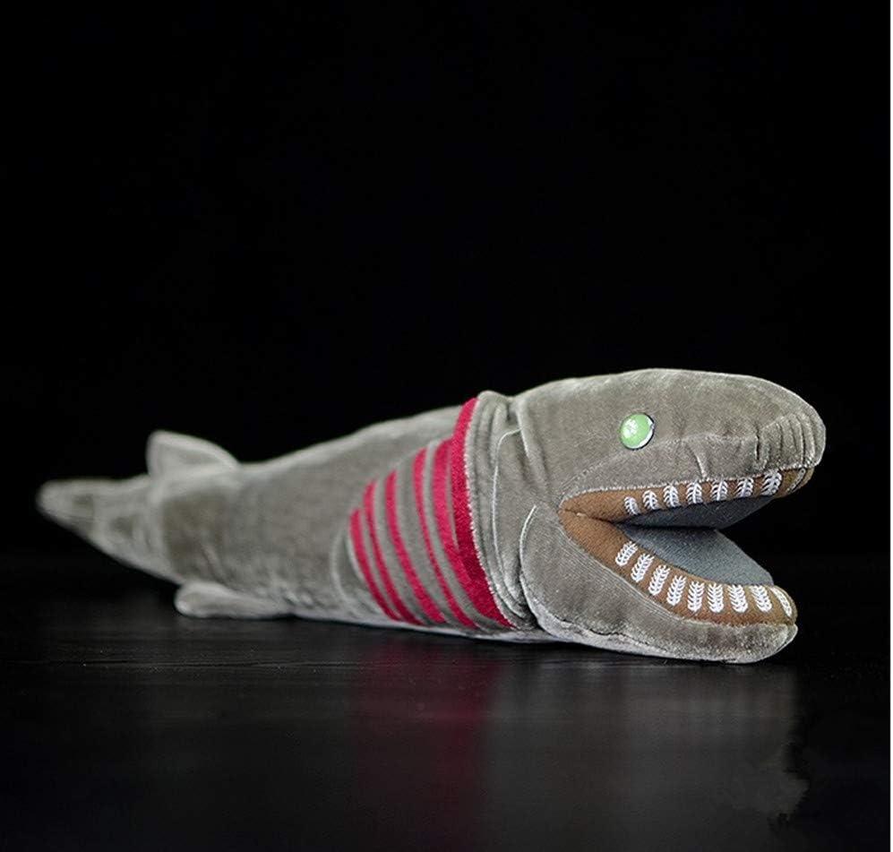 Peluche,Marioneta Figurilla Mar Profundo Arrugas Tiburón Simulación Animal Peluche