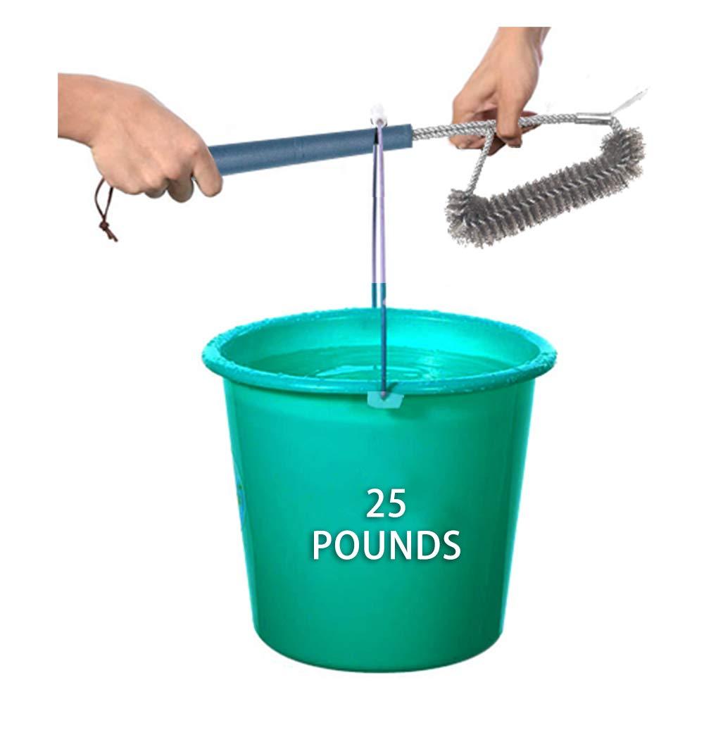 Amazon.com: Brocha para parrilla BEAUTYSEA segura/limpia ...