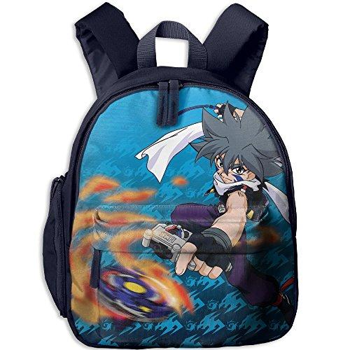 Baby Boys Girls Toddler Beyblade Preschool Bag Backpack Satchel Rucksack Handbag -