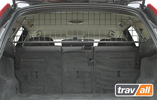Travall Guard for Volvo XC60 (2008-2017) TDG1229 - Rattle-Free Steel Pet Barrier