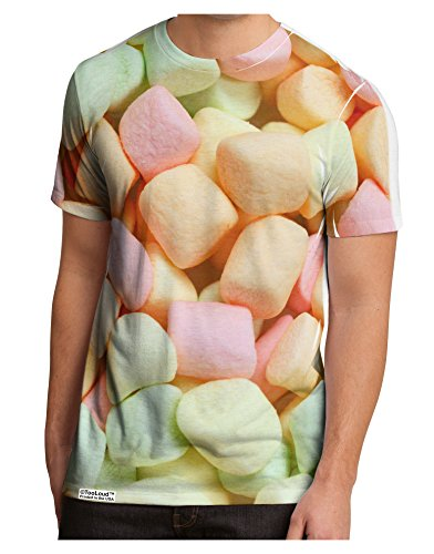 tooloud-marshmallows-all-over-mens-sub-tee-single-side-2xl-all-over-print