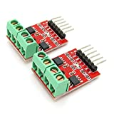 Super Small PCB Board H-Bridge L9110 2 Way Motor Driver Module For Arduino Pack Of 2