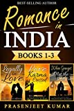 Romance in India Box-set 1-3: Legally in Love, Love Karma Crossed, When Ganges Met the North Sea