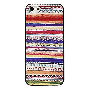 case - Candy Pattern Hard Case for iPhone 5/5S