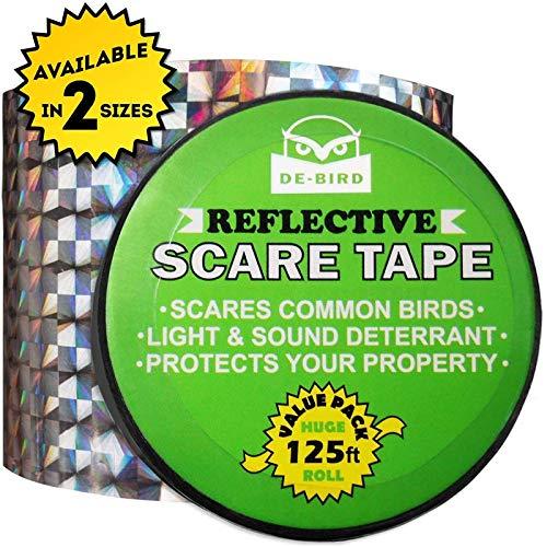 De-Bird Scare Tape Reflective