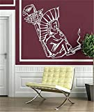 Bluegiants Art Saying Lettering Sticker Wall Decoration Art Indian Peace Pipe Tobacco Calumet Religion Hist
