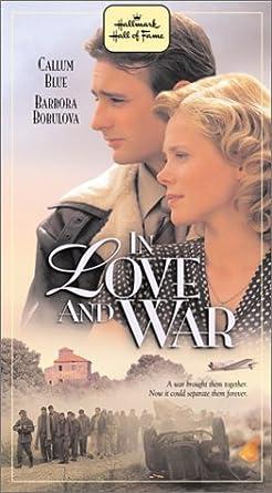 83ab3384c53 Amazon.com  In Love   War  VHS   Callum Blue