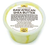 Facial Rash With Pregnancy - Made From Nature's Raw Unrefined African Shea Butter Selections !!! (8 Oz, 16 Oz, 32 Oz)- Grade a Premium Shea Butter From Ghana - Use on Acne, Eczema, Stretch Marks, Rashes -