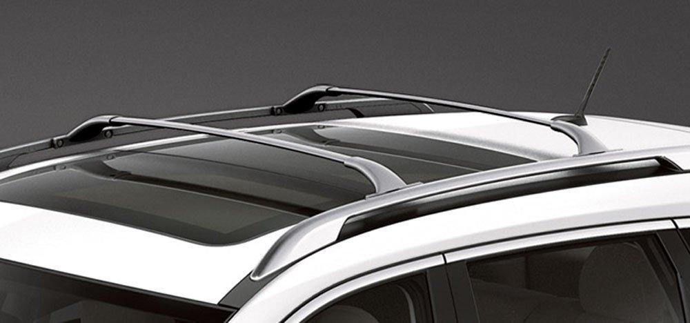 Amazon.com: BRIGHTLINES 2014   2017 Nissan Rogue Roof Rack Cross Bar:  Automotive