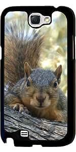 Funda para Samsung Galaxy Note 2 (GT-N7100) - Ardilla De La Vida Silvestre by WonderfulDreamPicture