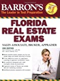 img - for Barron's Florida Real Estate Exams by J. Bruce Lindeman Ph.D. (2008-06-01) book / textbook / text book
