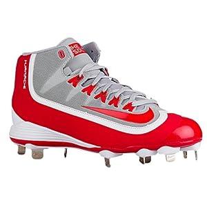 Nike Men's Huarache 2KFilth Pro Mid Baseball Shoe - 8 M US