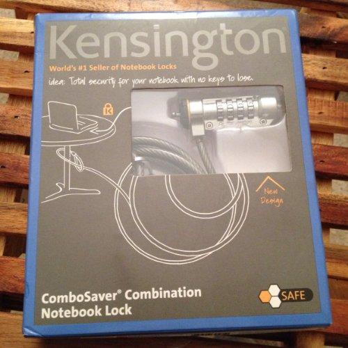 KMW64561 - Kensington Combosaver Combination Laptop Lock ()
