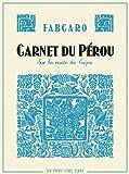 vignette de 'Carnet du Pérou (Fabcaro)'