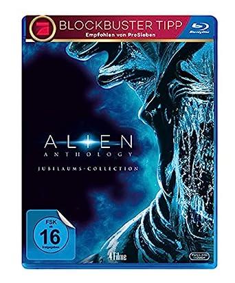 Alien - Jubiläums Collection - 35 Jahre Alemania Blu-ray: Amazon.es: Weaver, Sigourney, Weaver, Sigourney: Cine y Series TV