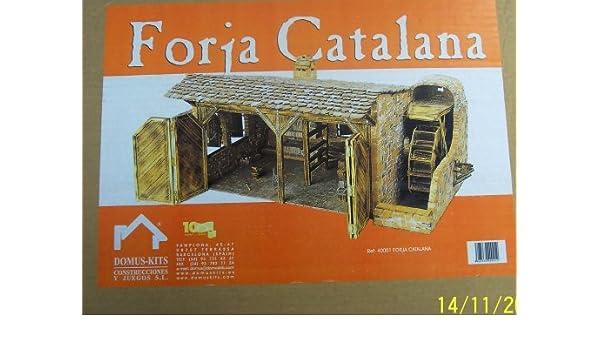 Desconocido Forja Catalana: Amazon.es: Juguetes y juegos