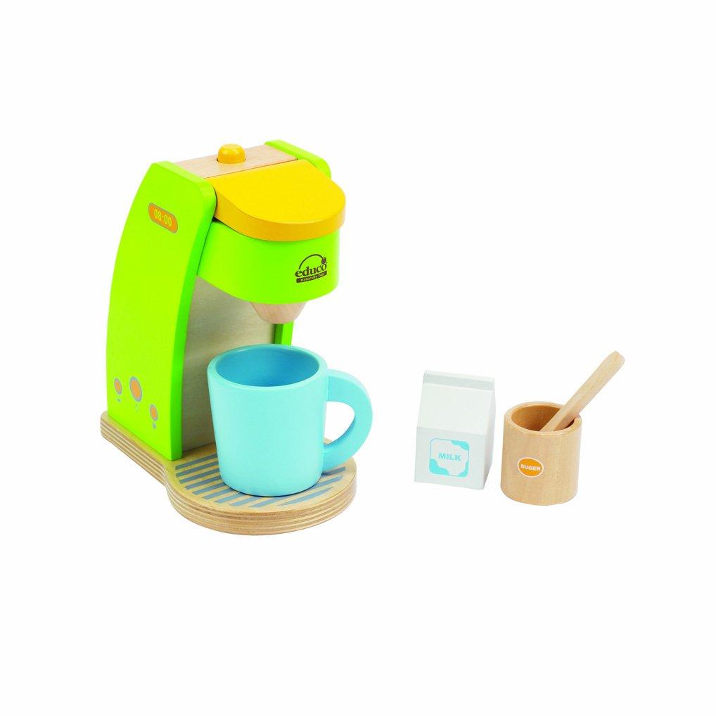 amazon com educo rise n shine coffee maker toys games