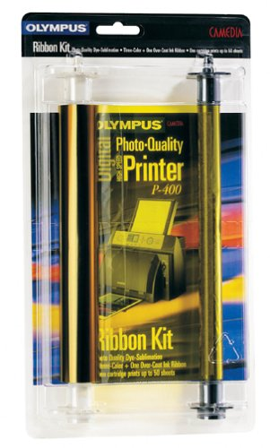 Olympus P-RBN Photo Cartridge kit for P-400 Printer