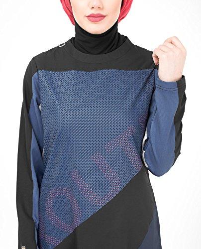 Silk Route -  Vestito  - Donna nero Black & Blue