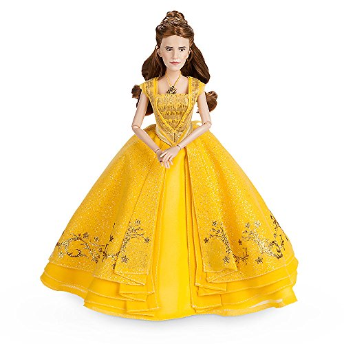 Disney Belle Film Collection Doll - Beauty and the Beast - Live Action Film - 11 1/2 Inch (Beauty And The Beast Live Action Pop)