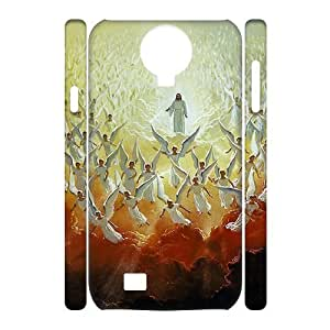 Jesus Phone 3D Diy For SamSung Galaxy S4 Mini Case Cover [Pattern-1]