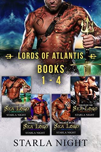 Lords of Atlantis Boxed Set: Alpha Warrior Merman Shifter Fated Mates Romance