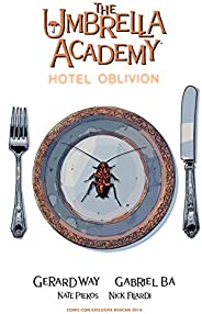 The Umbrella Academy: Hotel Oblivion Ashcan (Convention Exclusive) (English Edition)