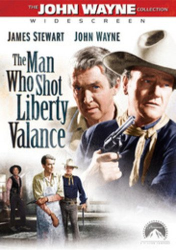 The Man Who Shot Liberty Valance for sale  Delivered anywhere in USA