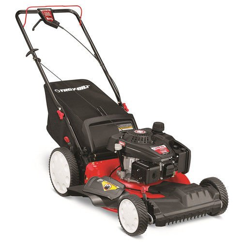 Troy-Bilt TB220 159cc 21-Inch FWD High Wheel Self-Propelled Lawn (Mtd Steel Lawn Mower)