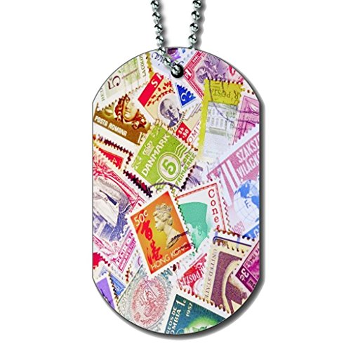 St Francis Atherial - Dog Tag Collier Color9