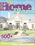 500 Best-Selling Home Plans, Sunset Publishing Staff, 0376011599