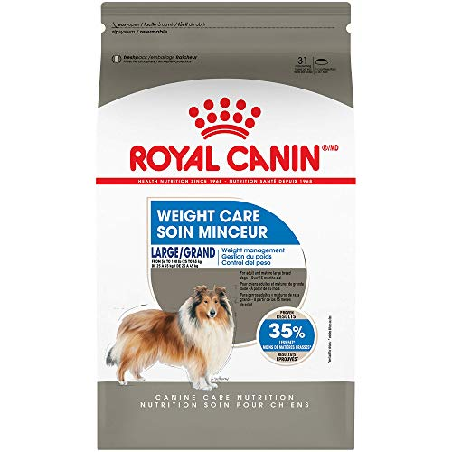 Royal Canin Large Breed Weight Care Dry Dog Food (30 lb)