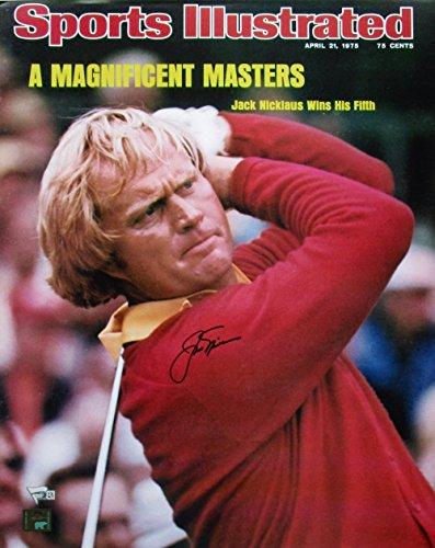 Sports Illustrated April 21, 1975