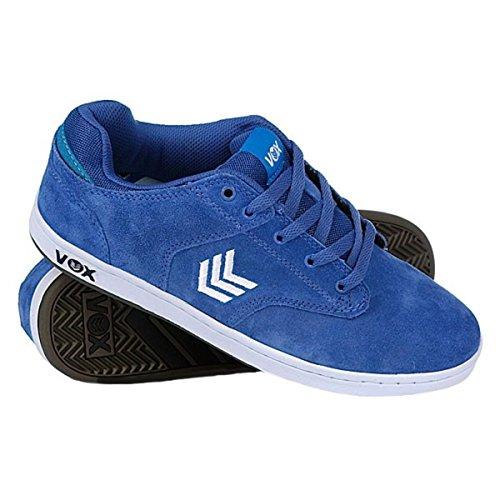 Vox Skate Shoes Lockdown Royal Blue White White 7wzTdaH1