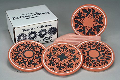 Coaster Works Absorbent Victorian Collection