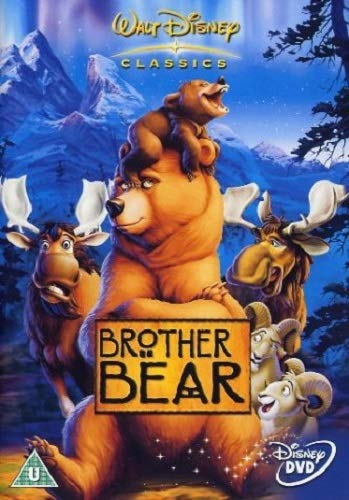 Brother Bear [Region 2] (Brother Bear 2 Dvd)