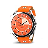 Women Analog Quartz Big Face Fashion Watch Waterproof Business Dress Casual Wrist Watch with PU Leather Band Strap Key Scratch Resistant Face Classic Design 98FT 30M 3ATM Water Resistant