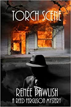 Book Torch Scene: Volume 6 (The Reed Ferguson Mystery Series)